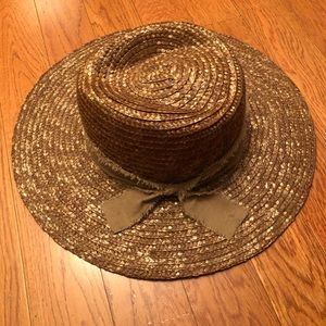 Anthropologie-Ale by Alessandra Sun hat